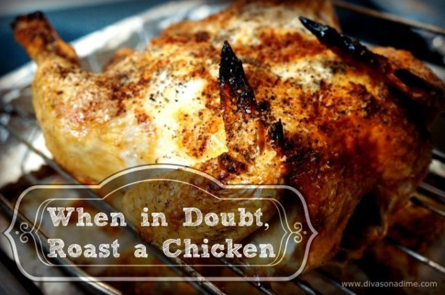 Perfect roast chicken every time!