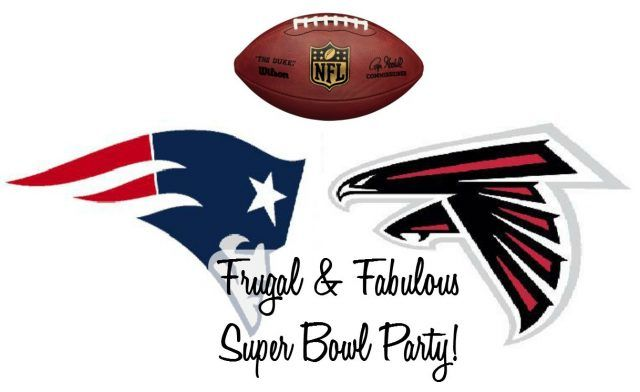 Budget party planning at its best. No detail overlooked to pull off the best Super Bowl party, ever!